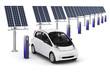 Solar-Tankanlage