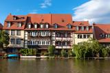 Historische Uferbebauung