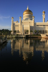 Sultan Omar Ali Saifudding Mosque, Brunei