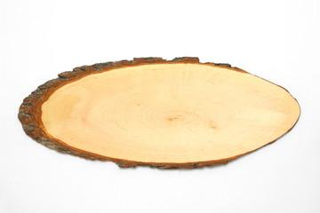 Holztafel freigestellt