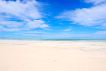 Gorgeus Beach Landscape in Africa - Madagascar - Nosy Iranja