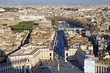 Vatican Basilica view