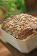 Bio-Vollkornbrot - Whole Weat Bread
