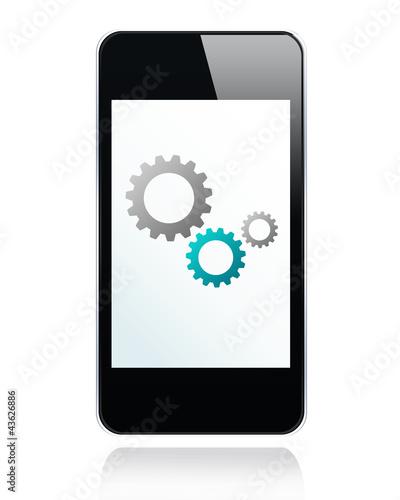 Cogs Smartphone