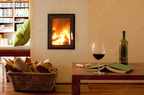 """wohnzimmer kamin kaufen:wohnzimmer mit kamin"""" Stockfotos und lizenzfreie Bilder auf Fotolia"""