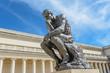 Rodin Thinker Statue - 43627219