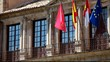 Ayuntamiento in the Plaza del Ayuntamiento. Toledo. Spain