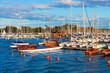 Yachts in Helsinki, Finland