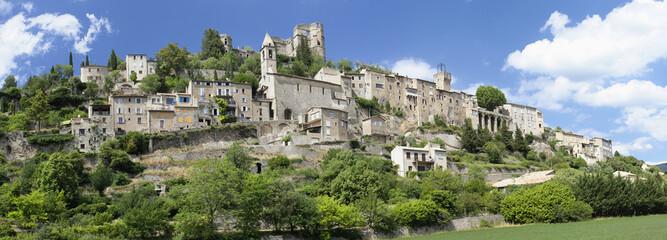 Montbrun-les-bains (Provence,France)