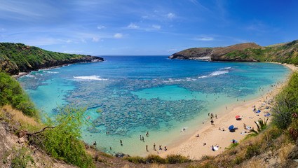 hanauma bay, Ohau, Hawaii