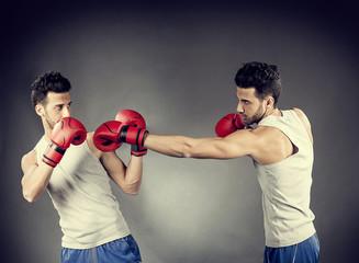 Boxer match