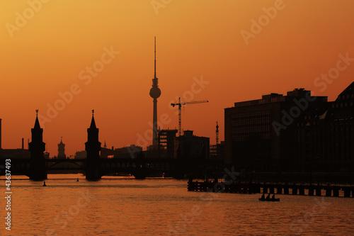 Fototapeten,berlin,deutschland,fernsehturm,skyline
