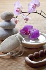 zen beauty concept