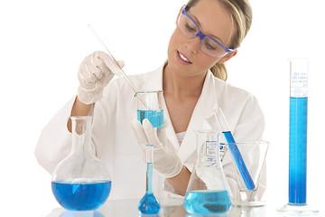 Technitienne de laboratoire - Expérience
