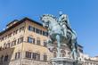 Còsimo di Giovanni degli Mèdici statue in Florence, Italy