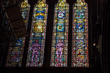 Cathédrale Saint-Mungo de Glasgow , Ecosse
