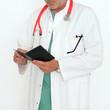 Arzt sieht was nach