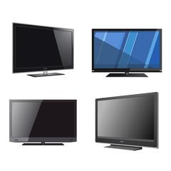 Televisores pantalla plana,
