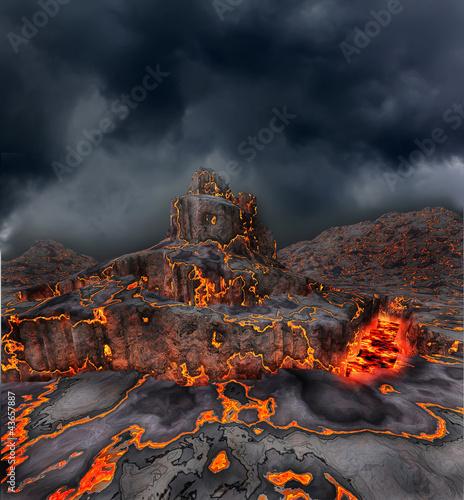 Volcano - 43657887