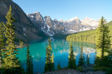 Fototapety moraine lake