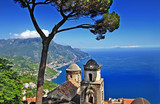 bella Italia series - Ravello, Amalfi coast