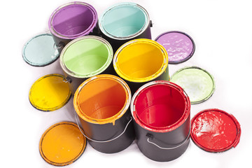 Paint Can Diagonal