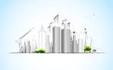 Fototapety Architectural Plan