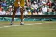 Leinwanddruck Bild - Tennis