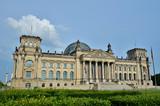 Fototapety Berlin Reichstag