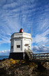 Stirling Point Lighthouse, Bluff, New Zealand