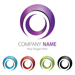 Company (Business) Logo Design, Vector