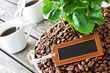 Kaffee und Kaffeepflanze