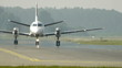 HD - Passenger planes on the runway