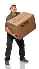heavy parcel