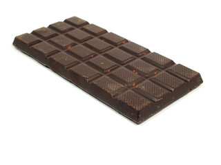 Chocolate bar with hazelnut