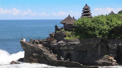 Tanah Lot temple, Bali, Indonesia.