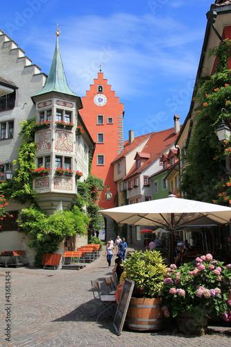 Meersburg, Marktplatz