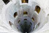 St. Patrick's Well. Orvieto. Umbria. Italy.
