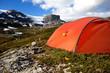 Camping Hardangavidda Norway