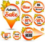 Autumn sale set
