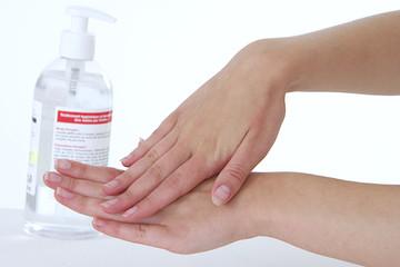 Hygiène des mains  - Gel nettoyant