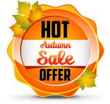 Hot Offer/ Autumn sale.