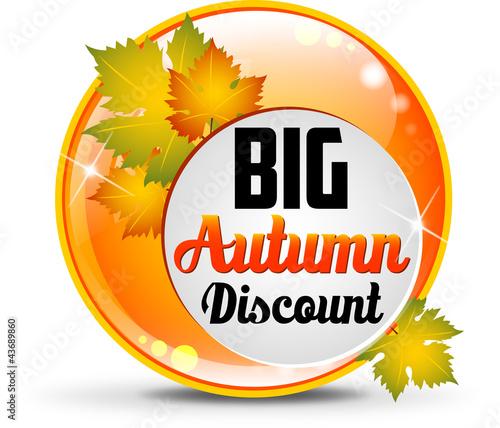 Big Autumn Discount