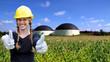 Ja zum Biogas !