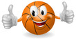 Basket Ball Mascot
