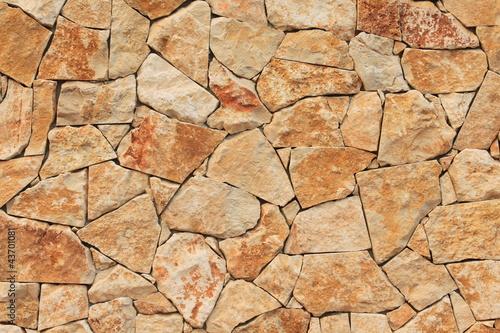 Natursteinmauer - 43701081