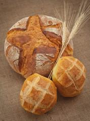 Pane con Spiga di Grano