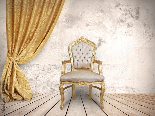 The chair of the successful - 43709028