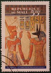 francobollo Mali