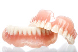 ACRYLIC DENTURE- FULL FRONT SET